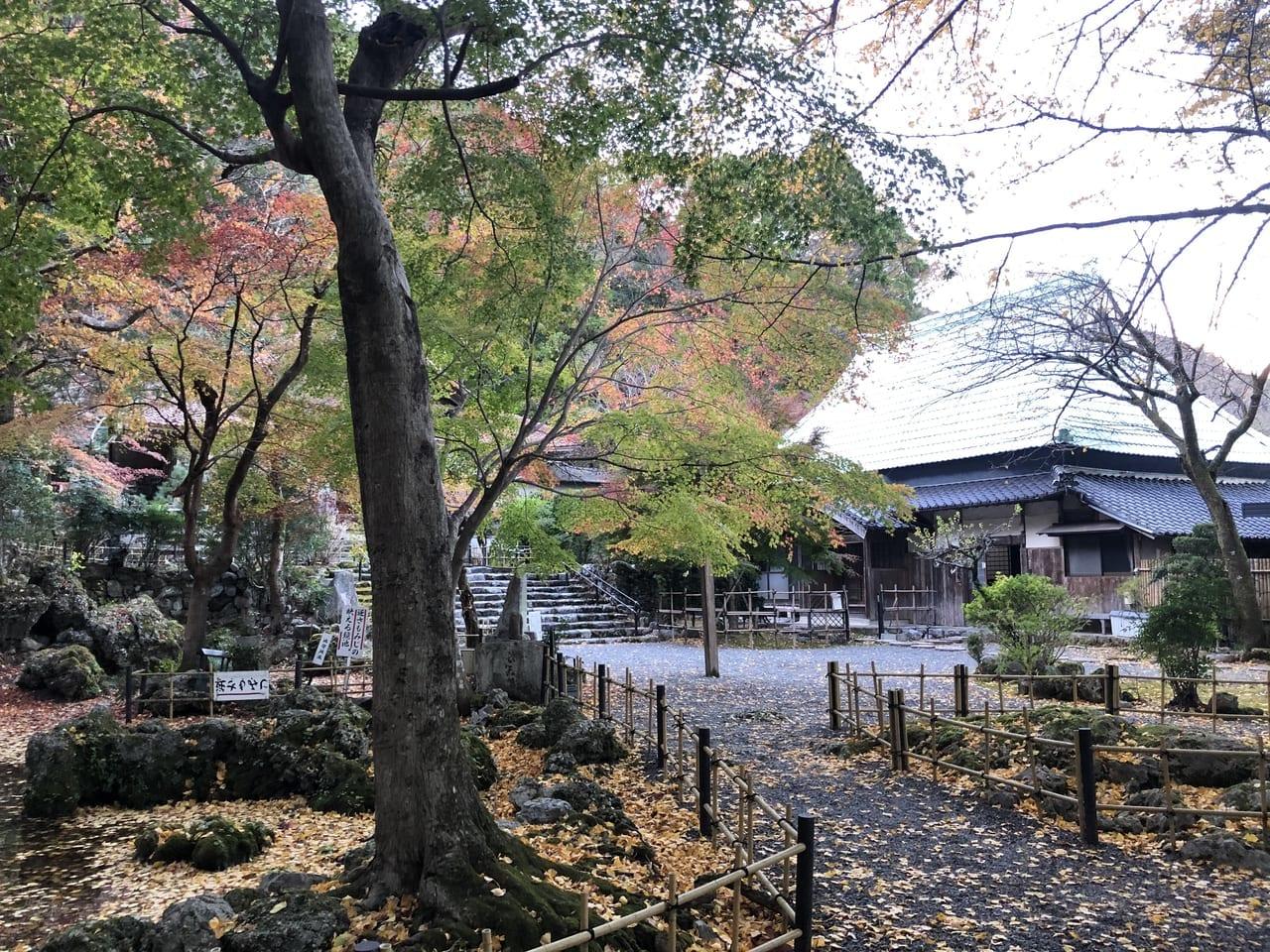 鳴谷山 聖宝寺