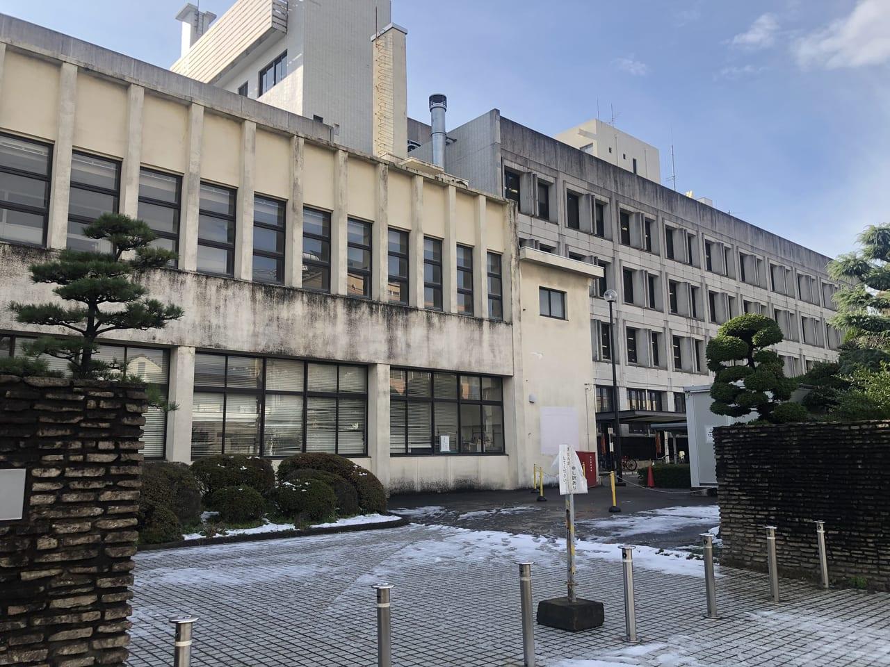 桑名市役所